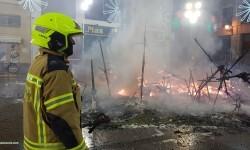 homenaje a los bomberos de Valencia en Fallas 20170319_224057 (33)