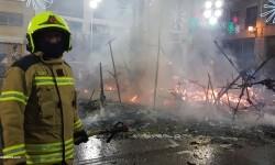 homenaje a los bomberos de Valencia en Fallas 20170319_224057 (34)