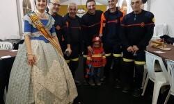 homenaje a los bomberos de Valencia en Fallas 20170319_224057 (4)