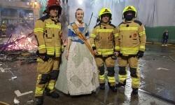 homenaje a los bomberos de Valencia en Fallas 20170319_224057 (40)