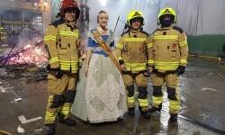homenaje a los bomberos de Valencia en Fallas 20170319_224057 (42)