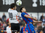 25-03-2017, VCF Mestalla v FC Barcelona B en Ciudad Deportiva VCF Paterna, Valencia.