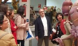 museo gremio artistas falleros Turismo de Valencia pone en marcha Fallas tour (84)