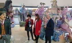 museo gremio artistas falleros Turismo de Valencia pone en marcha Fallas tour (86)