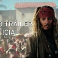 Nuevo tráiler de la película PIRATAS DEL CARIBE: LA VENGANZA DE SALAZAR