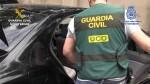 Operación conjunta de la Guardia Civil y de la Policía Nacional