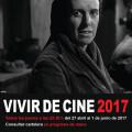 Cartel Vivir de cine 2017