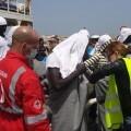 Cerca de 200 inmigrantes son rescatados en pateras al sur de España.