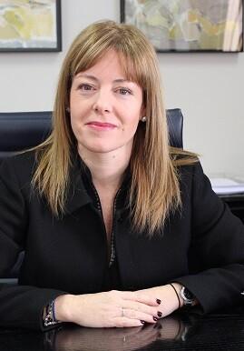 Clara Ferrando, secretaria autonómica de Hacienda.