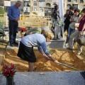 Comienza la exhumación de la Fosa 82 del cementerio de Paterna financiada por la Diputación de Valencia.