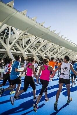 Con motivo del Día Mundial de la Salud, las principales pruebas de 42K y la Federación Española de Atletismo se hermanan por la salud del corredor.
