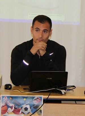 Daniel Andujar de la Universidad Alicante.