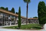 El Ayuntamiento ejecuta las obras para ampliar la capacidad del Cementerio del Cabanyal.