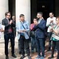 El Ayuntamiento se suma a la declaración institucional ante la marginación de los valencianos y valencianes en los presupuestos generales del Estado 2017.