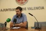 El Ayuntamiento unifica y refuerza su imagen corporativa. (Sergi Campillo).
