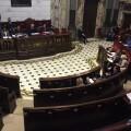 El Pleno pide a los ministerios de Agricultura y Hacienda que ceda al Ayuntamiento las acciones de Mercavalència controladas por Mercasa. (Pleno municipal).