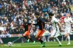 El Real Madrid se impuso al Valencia CF pese al esfuerzo de los valencianos (2-1). (Foto-Lázaro de la Peña).