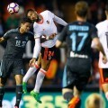 El Valencia CF no logró imponerse en casa a la Real Sociedad (2-3). (Foto-Lázaro de la Peña).