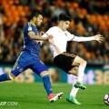 El Valencia CF se impone al Celta por 3-2 en Mestalla. (Foto-Lázaro de la Peña)