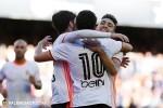 El Valencia CF vence de forma contundente al Deportivo (3-0). (Foto-Lázaro de la Peña).