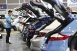 El mercado de coche de ocasión en la Comunitat Valenciana repunta un 15'8 por ciento por ciento en el primer trimestre.