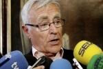 El primer barómetro de la opinión ciudadana valora positivamente la gestión del Ayuntamiento de Valencia. Joan Ribó.