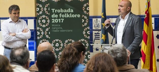 En esta edición, el Área de Cultura de la Diputación relanza las danzas y rondalles. (Foto-Abulaila).