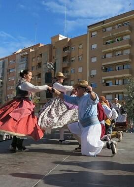 En esta edición se confirma el interés que despierta el folclore en la sociedad valenciana.