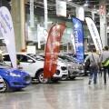 Feria Valencia acoge este fin de semana tres ferias de deportes, manualidades y coches de ocasión.