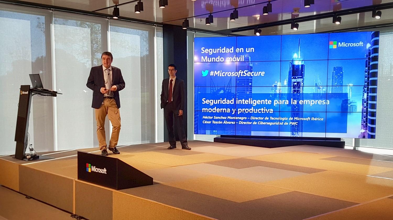 Héctor Sánchez, Director de Tecnología de Microsoft Ibérica