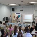 Hidraqua pone en marcha la campaña medioambiental Aqualogía para escolares de Xeraco.