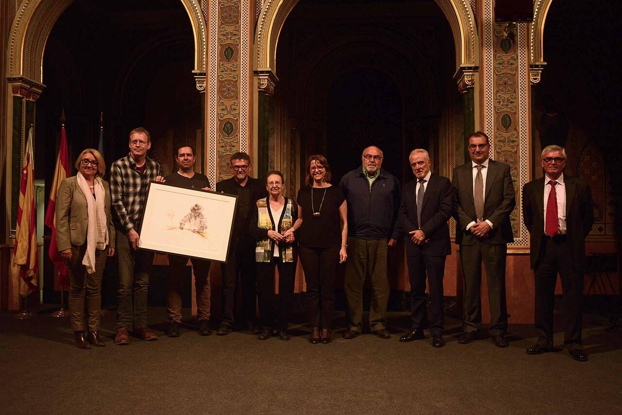 La Beneficencia de Valencia acogió el acto de entrega de los Reconocimientos de la D.O. Arroz de Valencia (2)