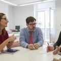La Diputación apoyará los servicios de asistencia a los inmigrantes prestados por el Colegio de Abogados en València. (Foto-Abulaila).