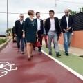 La Diputación apuesta por la cultura de la bicicleta en trayectos urbanos y con una red de vías ciclopeatonales. (Foto-Abulaila).