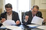 La Diputación asesora en materia de cláusula suelo mediante su convenio con los colegios de abogados. (Foto-Abulaila).