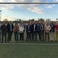 La Diputación colabora en el II Torneo de Rugby Infantil Pantera con 800 jugadores de todo el mundo.