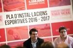 La Diputación invierte 360.000 euros en la mejora de las instalaciones deportivas de La Ribera.