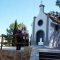 La Diputación restaura la Ermita de Barraix y conserva la memoria de los excursionistas de la Serra Calderona.