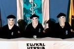 La banda terrorista ETA declara en un comunicado a la BCC que ya es 'una organización desarmada'.