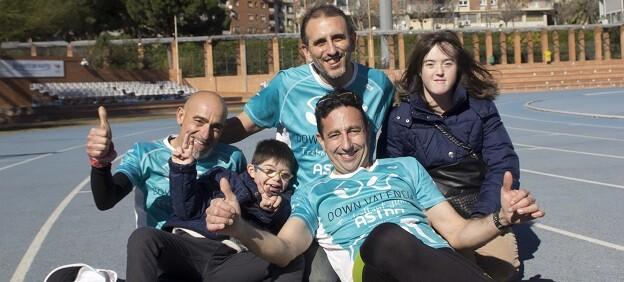 La ciudad del Turia alberga este fin de semana dos eventos en los que deporte y solidaridad van de la mano.