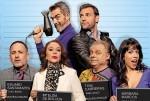 La comedia 'Pels pèls' llega al Teatro Talía con toda su carga de hilaridad y humor.