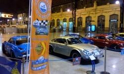 La estación de València Nord de Adif acoge una exhibición de automóviles 'Alpine A110' (5)