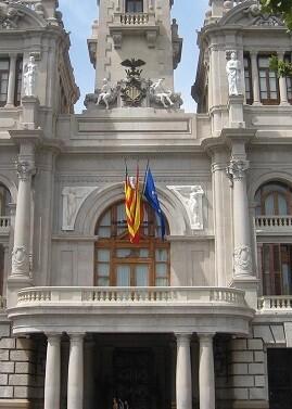 """La exposición """"Tempesta de ferro"""" refleja la dureza de los bombardeos sufridos durante la Guerra Civil. (Ayuntamiento de Valencia)."""