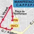 La plaza del Ayuntamiento acogerá el domingo el XXX Encuentro de Escuelas de enseñanza en Valenciano.