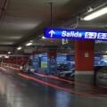 Las 520 plazas del parking Lauria se suman a la oferta nocturna con una tarifa máxima.