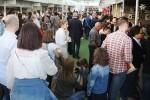 Las bibliotecas municipales de València estrenan nueva imagen corporativa en la Feria del Libro.