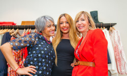 Las valencianas dan la bienvenida a BA&SH, la firma de moda que arrasa en París y que se instala en Sorní VALENCIA (12)