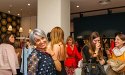 Las valencianas dan la bienvenida a BA&SH, la firma de moda que arrasa en París y que se instala en Sorní VALENCIA (14)