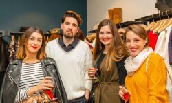 Las valencianas dan la bienvenida a BA&SH, la firma de moda que arrasa en París y que se instala en Sorní VALENCIA (17)