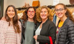 Las valencianas dan la bienvenida a BA&SH, la firma de moda que arrasa en París y que se instala en Sorní VALENCIA (19)